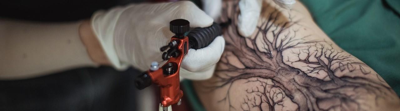 Body Art Tattoo Body Piercing